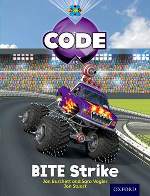 Project X Code: Wild Bite Strike by Tony Bradman, Jan Burchett, Sara Vogler, Marilyn Joyce