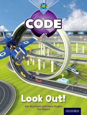Project X Code: Wild Look Out! by Tony Bradman, Jan Burchett, Sara Vogler, Marilyn Joyce