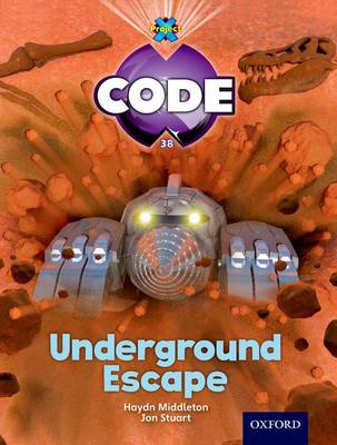 Project X Code: Forbidden Valley Underground Escape by Haydn Middleton, Marilyn Joyce