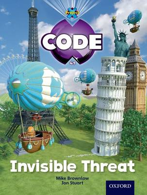 Project X Code: Wonders of the World & Pyramid Peril Class Pack of 24 by Tony Bradman, Mike Brownlow, Marilyn Joyce