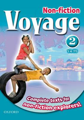 Voyage Non-fiction: 2 (Y4/P5): Pupil Collection Single by Shirley Bickler