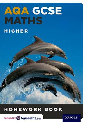 AQA GCSE Maths Higher Homework Book by Clare Plass