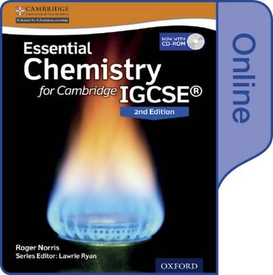 Essential Chemistry for Cambridge IGCSE by Roger Norris