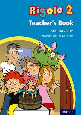 Rigolo 2 Teacher's Book: Years 5 and 6: Rigolo 2 Teacher's Book by Amanda Collins