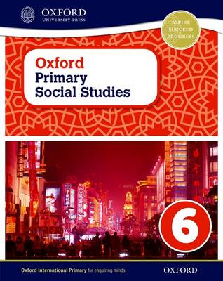 Oxford Primary Social Studies Student Book My Place in the World by Pat Lunt