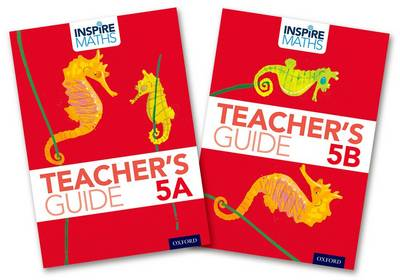 Inspire Maths: Year 5 Teacher's Pack by Fong Ho Kheong, Gan Kee Soon, Chelvi Ramakrishnan