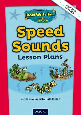 Read Write Inc.: Phonics: Speed Sounds Lesson Plans Handbook by Ruth Miskin