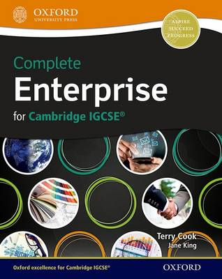 Complete Enterprise for Cambridge IGCSE(R) by Terry L. Cook, Jane King