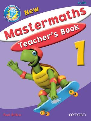 Maths Inspirations: Y3/P4: New Mastermaths: Teacher's Book by Paul Briten