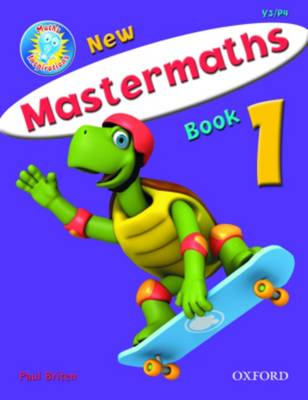 Maths Inspirations: Y3/P4: New Mastermaths: Pupil Book by Paul Briten