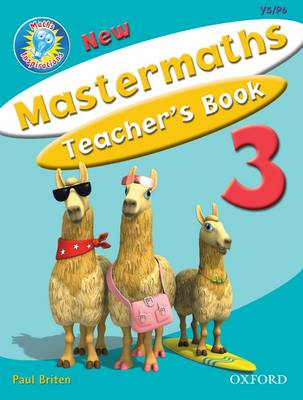 Maths Inspirations: Y5/P6: New Mastermaths: Teacher's Book by Paul Briten