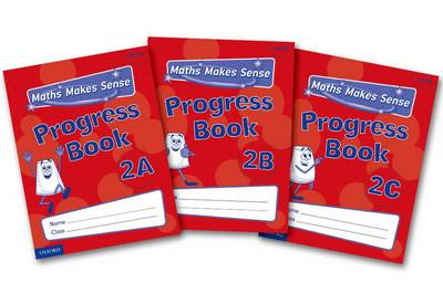 Maths Makes Sense: Y2: ABC Progress Books Mixed Pack by Richard Dunne, Carrie Dunne