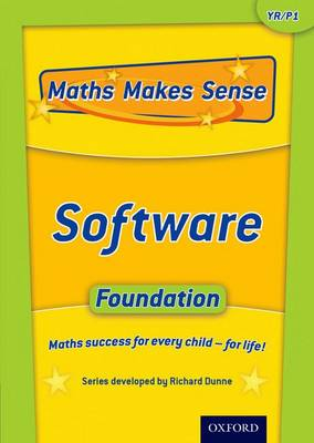 Maths Makes Sense: Foundation: Software Multi User Software by Richard Dunne, Carrie Dunne