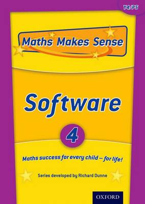 Maths Makes Sense: Y4: Software Multi User by Richard Dunne, Carrie Dunne