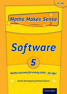 Maths Makes Sense: Y5: Software Multi User by Richard Dunne, Carrie Dunne