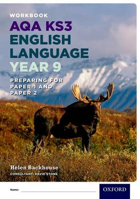 AQA KS3 English Language Test Workbook Pack by Helen Backhouse, David Stone