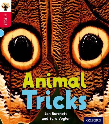 Oxford Reading Tree Infact: Oxford Level 4: Animal Tricks by Jan Burchett, Sara Vogler