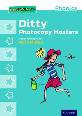 Read Write Inc. Phonics: Ditty Photocopy Masters by Ruth Miskin