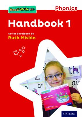 Read Write Inc. Phonics: Teaching Handbook 1 by Ruth Miskin