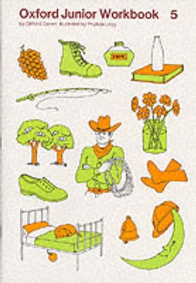 Oxford Junior Workbooks: Book 5 by Clifford Carver