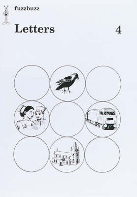 Fuzzbuzz Letters 4 A Remedial Reading Scheme by Colin Harris