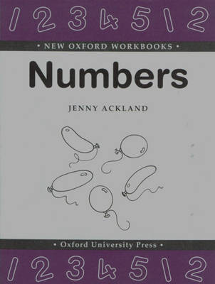 Numbers by Jenny Ackland
