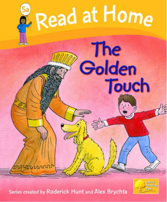 Read at Home: More Level 5a: the Golden Touch by Roderick Hunt