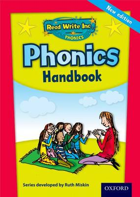 Read Write Inc.: Phonics Handbook by Ruth Miskin