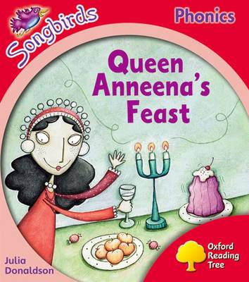 Queen Anneena's Feast by Julia Donaldson
