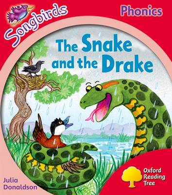 The Snake and the Drake by Julia Donaldson