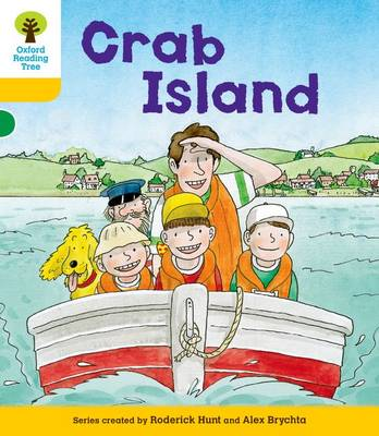 Oxford Reading Tree: Decode and Develop More A Level 5 Crab Island by Roderick Hunt, Paul Shipton
