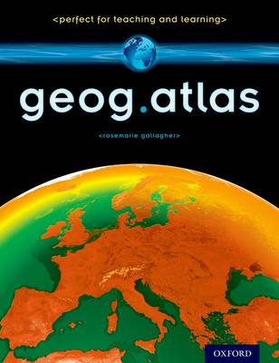 Geog.Atlas by Rose Marie Gallagher