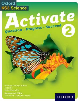 Activate: Student Book 2 by Philippa Gardom-Hulme, Jo Locke, Helen Reynolds