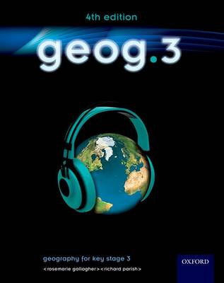 Geog.3: Student Book by RoseMarie Gallagher, Richard Parish
