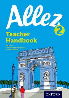 Allez Teacher Handbook 2 by Melissa Weir, Pat Dunn