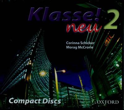 Klasse! Neu by Corinna Schicker, Morag McCrorie