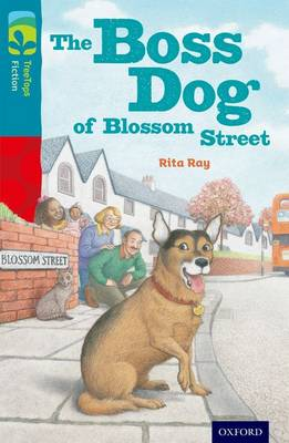 Oxford Reading Tree Treetops Fiction: Level 9 More Pack A: The Boss Dog of Blossom Street by Rita Ray