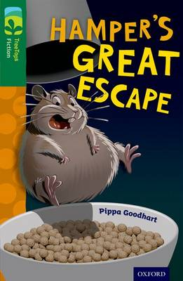 Oxford Reading Tree Treetops Fiction: Level 12: Hamper's Great Escape by Pippa Goodhart