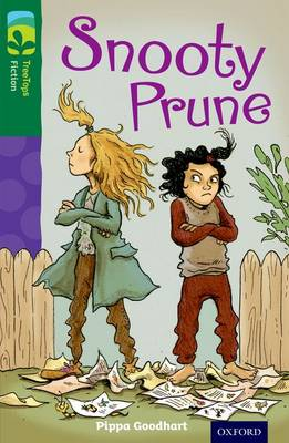 Oxford Reading Tree TreeTops Fiction: Level 12 More Pack A: Snooty Prune by Pippa Goodhart