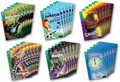 Oxford Reading Tree TreeTops Fiction: Level 16: Pack of 36 by Susan Gates, David Clayton, Douglas Hill, Pippa Goodhart