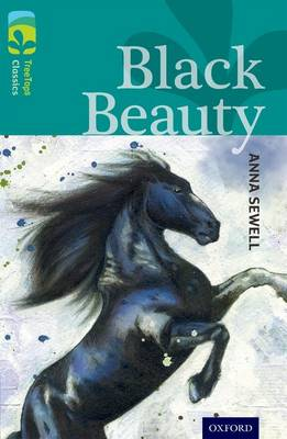 Oxford Reading Tree Treetops Classics: Level 16: Black Beauty by Anna Sewell, Julie Sykes