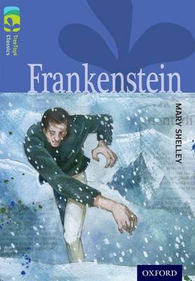 Oxford Reading Tree Treetops Classics: Level 17: Frankenstein by Mary Wollstonecraft Shelley, Nick Warburton