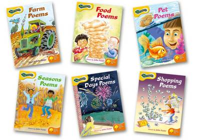 Oxford Reading Tree: Levels 5-6: Glow-Worms: Pack (6 Books, 1of Each Title) by John Foster