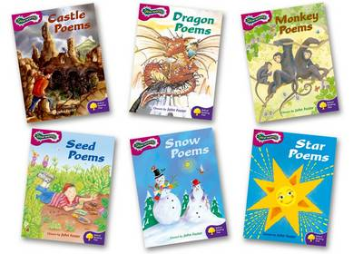 Oxford Reading Tree: Levels 10-11: Glow-Worms: Pack (6 Books, 1 of Each Title) by John Foster