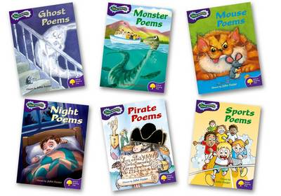 Oxford Reading Tree: Level 11: Glow-Worms: Pack (6 Books, 1 of Each Title) by John Foster