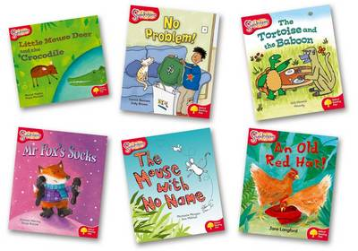 Oxford Reading Tree: Level 4: Snapdragons: Pack (6 Books, 1 of Each Title) by Jane Langford, Damian Harvey, Leonie Bennett, Michaela Morgan