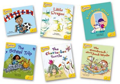 Oxford Reading Tree: Level 5: Snapdragons: Pack (6 Books, 1 of Each Title) by Leonie Bennett, Wes Magee, Mal Peet, Alison Hawes