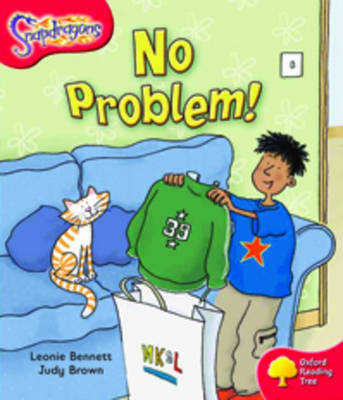 Oxford Reading Tree: Level 4: Snapdragons: No Problem! by Leonie Bennett