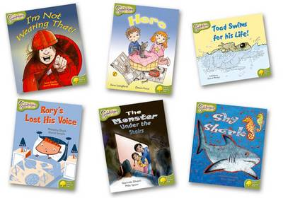 Oxford Reading Tree: Level 7: Snapdragons: Pack (6 Books, 1 of Each Title) by Jill Atkins, Malachy Doyle, Jane Clark, Narinda Dharmi