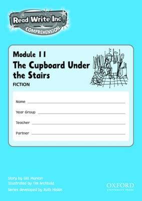Read Write Inc. Comprehension: Modules 11-15: Pack of 5 Books by Ruth Miskin, Caroline Brittain, Gill Munton